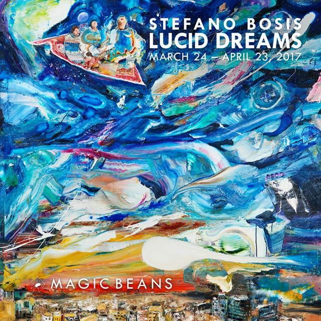 lucid dreams flyer